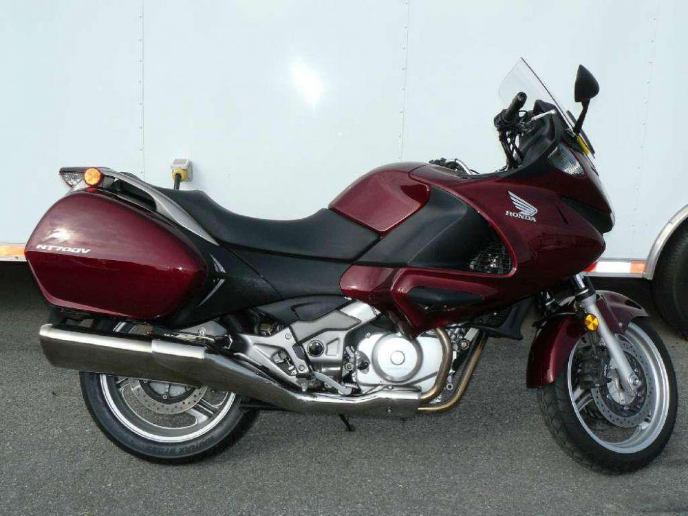 Мануалы и документация для Honda NT700V Deauville
