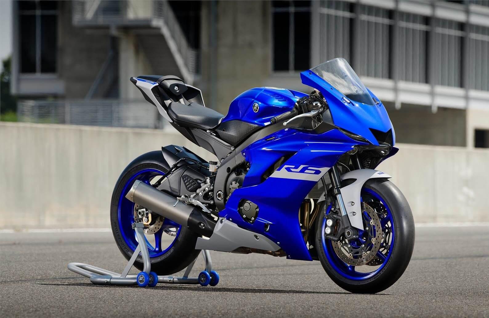 Технические характеристики мотоцикла Yamaha (Ямаха) YZF-R6, обзор, и немного истории
