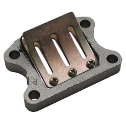 Лепестковый клапан на скутере – назначение, конструктивные особенности, поломки