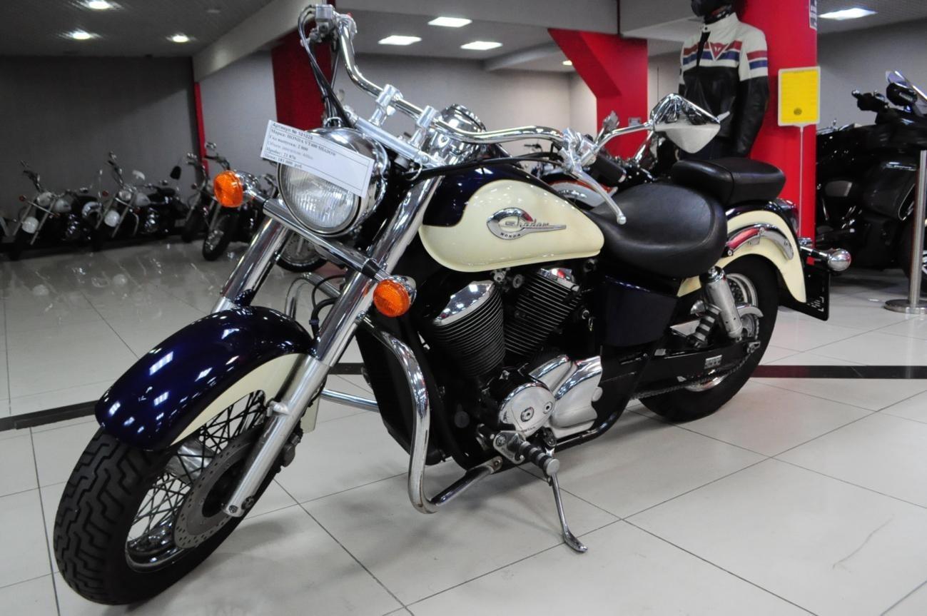 Мануалы и документация для Honda Shadow 400 (VT400)