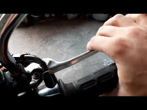 Как снять ограничитель скорости на Honda CB 1300