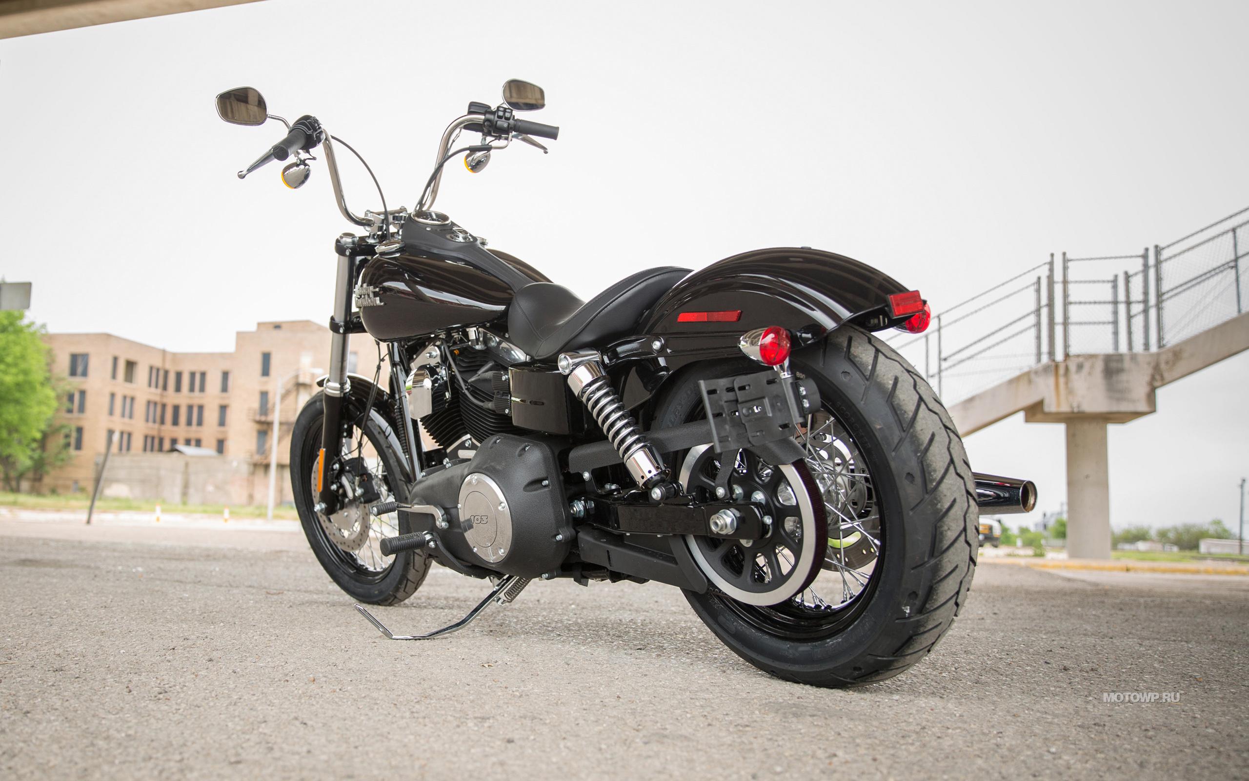 Harley-Davidson Street Bob
