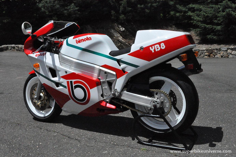 Bimota YB11 Superleggera