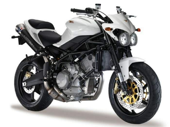 Мотоциклы с объемом двигателя 700 см³