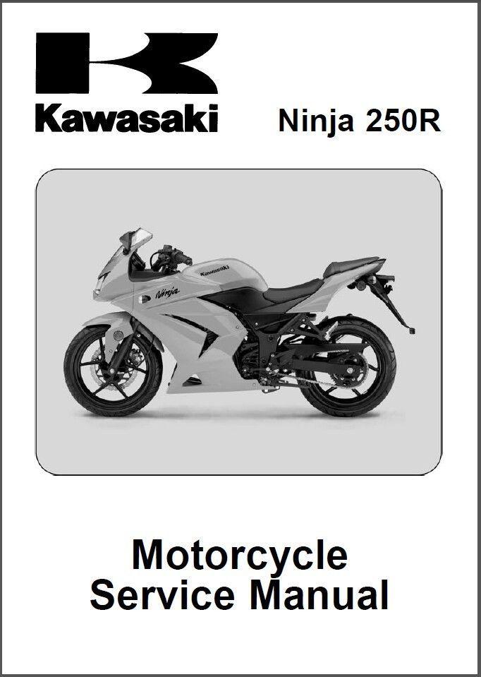 Мануалы и документация для Kawasaki ER-4 (Ninja 400R)