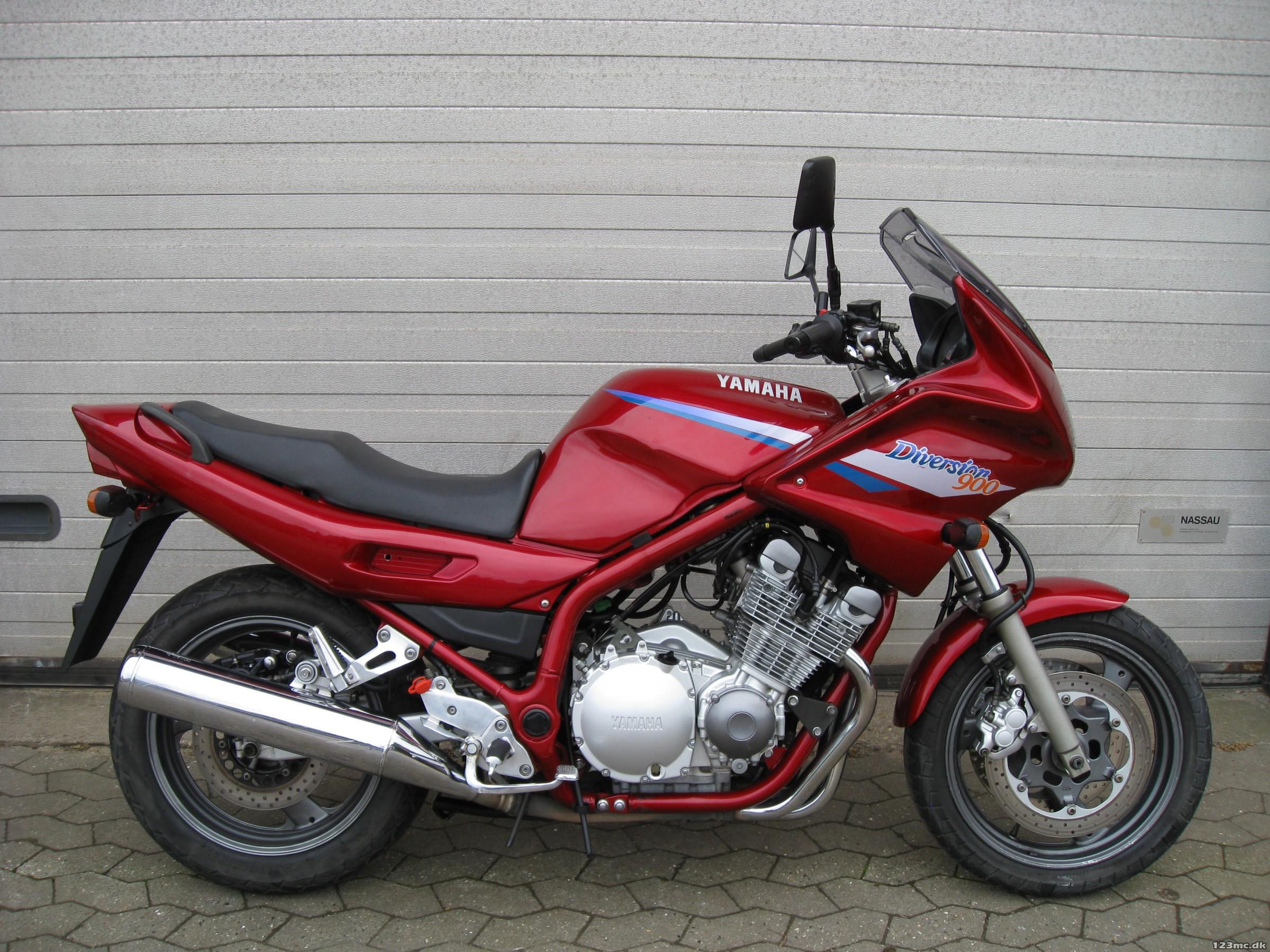 Yamaha XJ 900 S Diversion