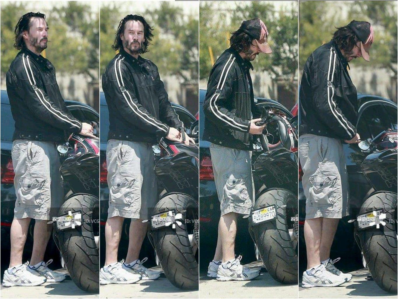 Почему Киану Ривз не чурается авто с пробегом, и как его байки применят в игре