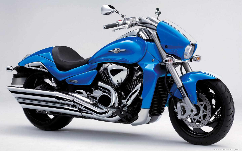 Мотоцикл Suzuki Intruder (Сузуки Интрудер) M 1800 R — безусловный лидер в категории круизеров