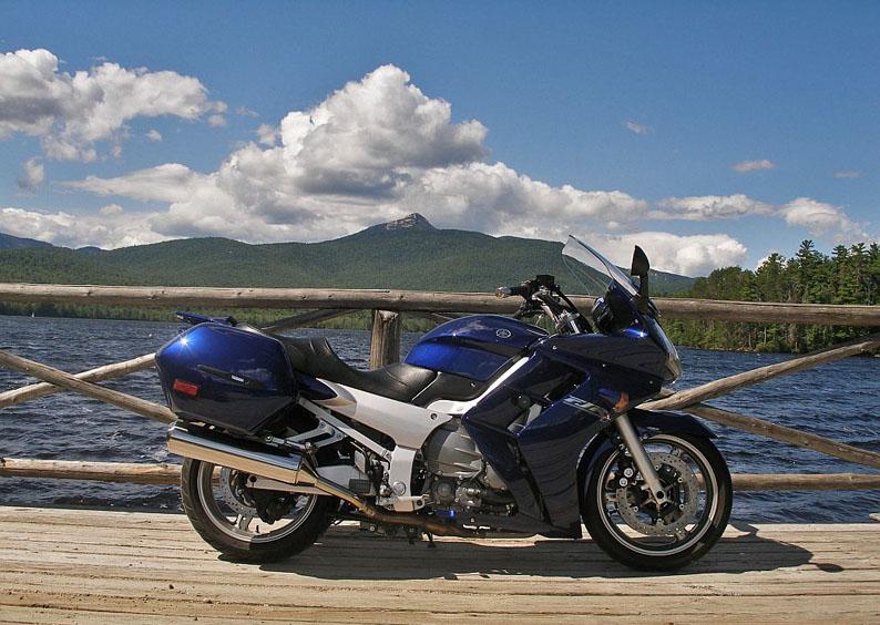 Тест-драйв мотоцикла Yamaha FJR1300A