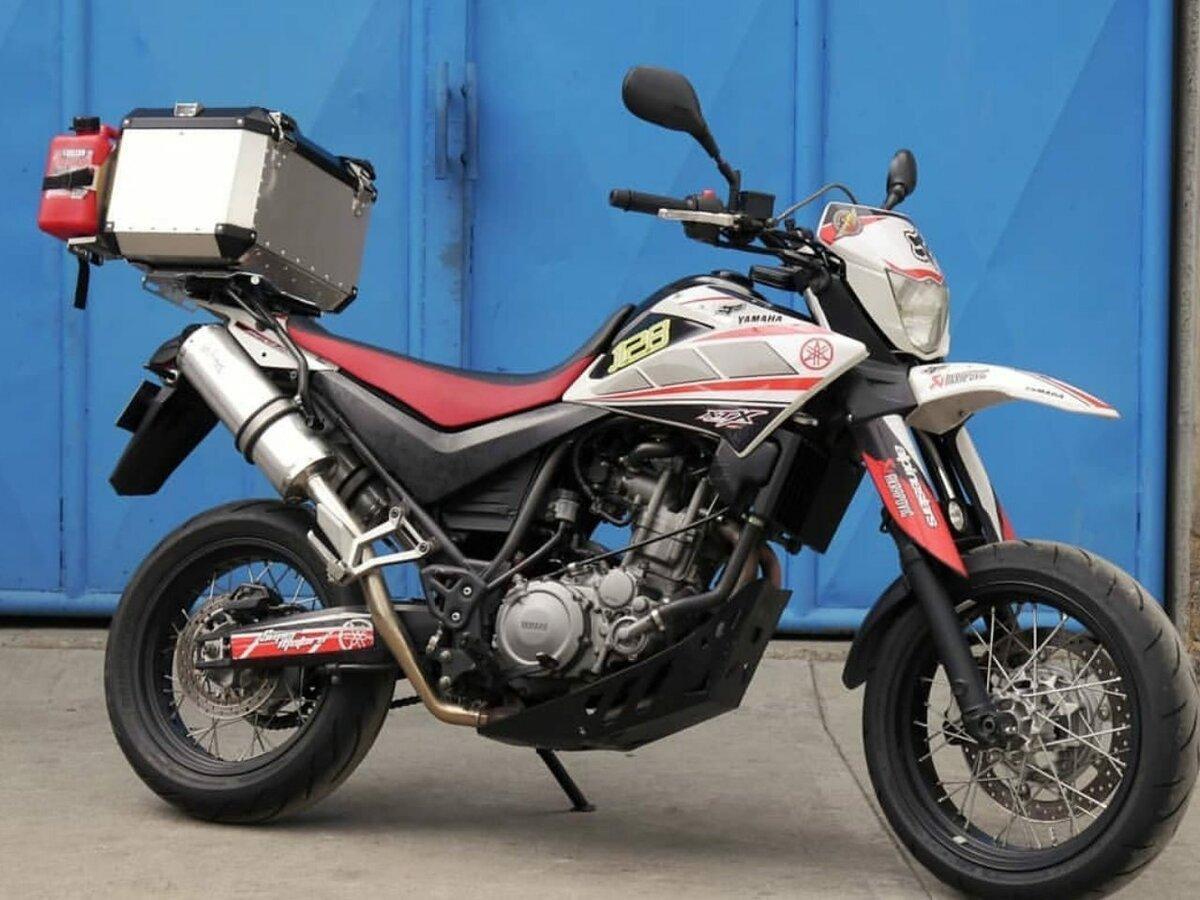 Мануалы и документация для Yamaha XT660R и Yamaha XT660X