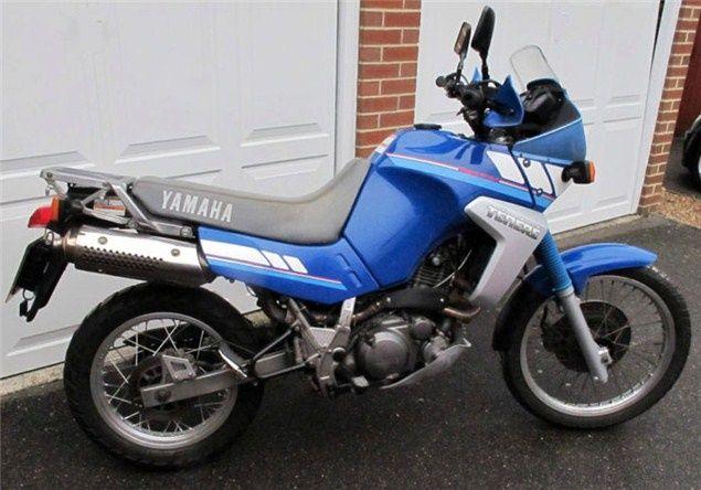 Мануалы и документация для Yamaha XTZ660 Tenere