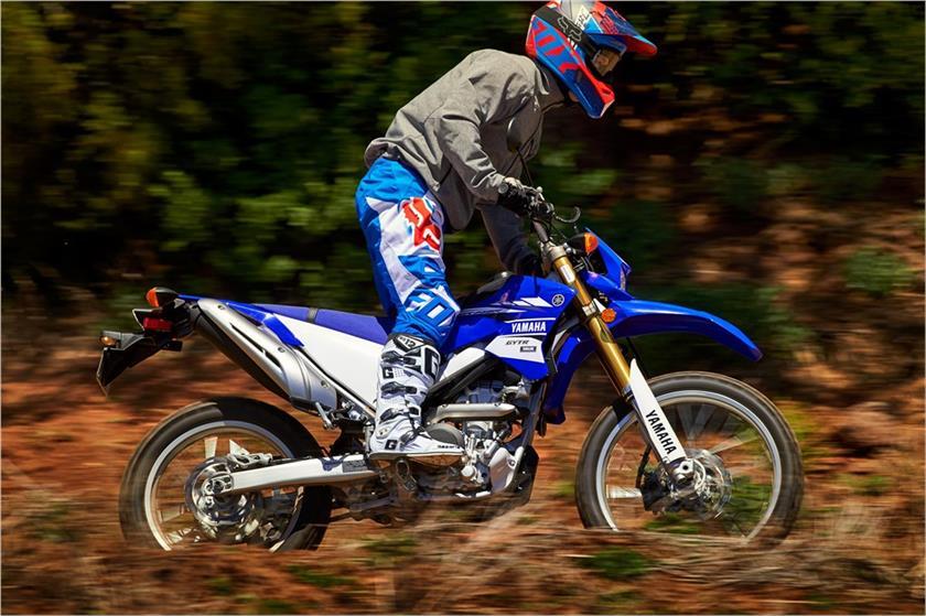 Тест-драйв мотоцикла Yamaha WR250R