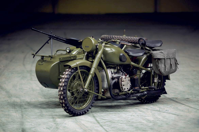 Военные мотоциклы