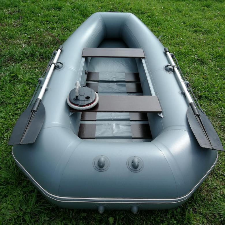 Моторно-гребные надувные лодки Мурена