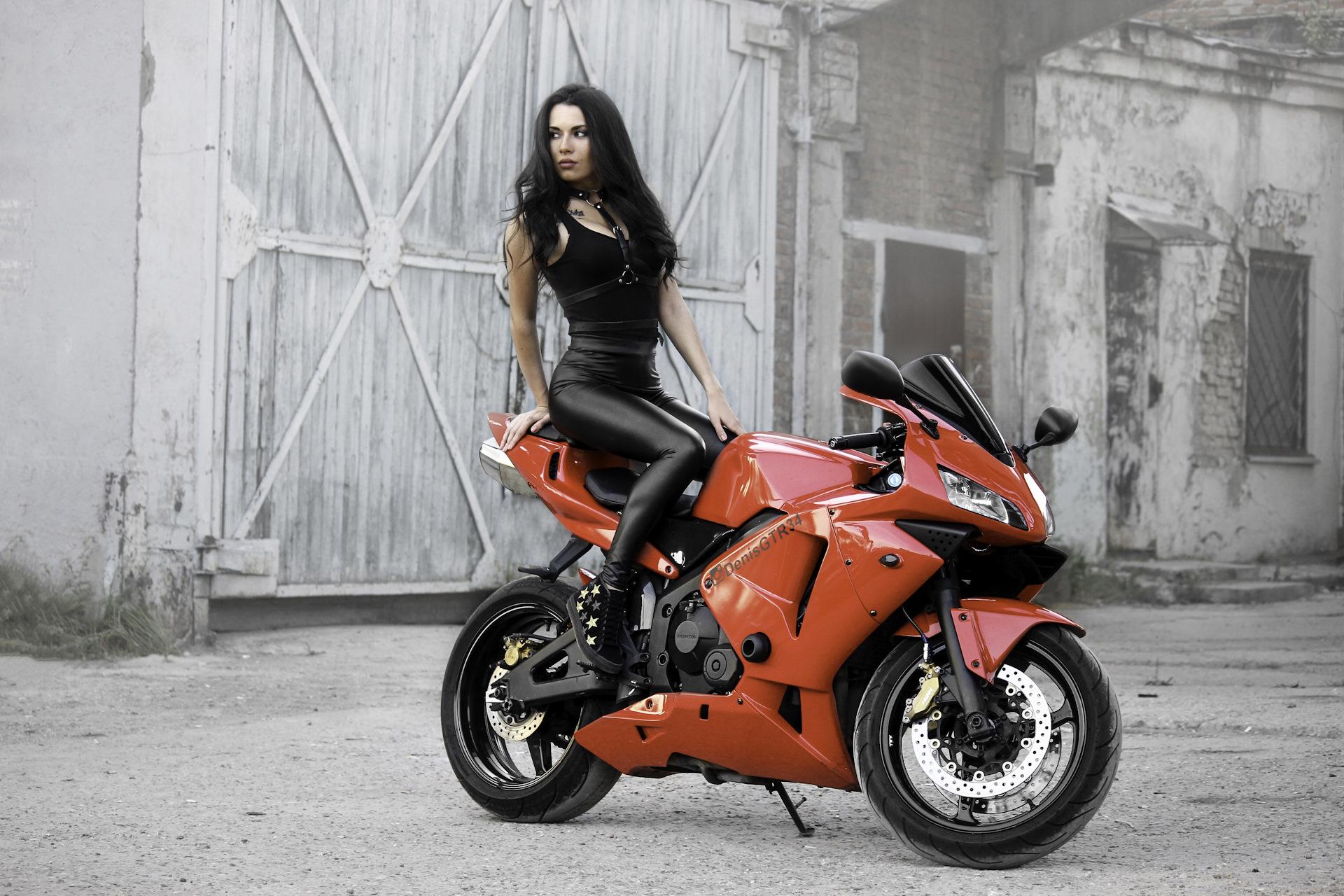 Мотоциклы для девушек