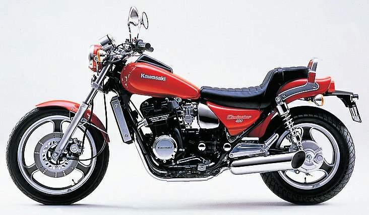 Kawasaki ZL 400 Eliminator
