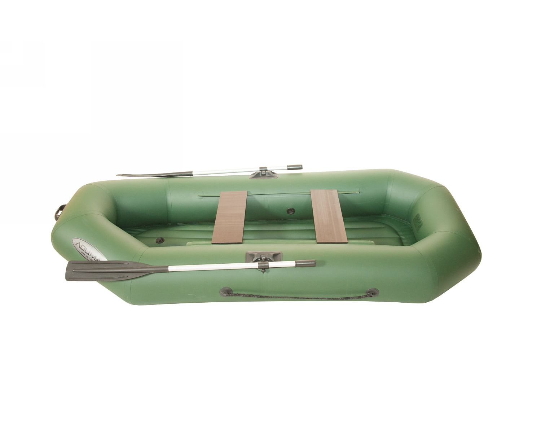 Моторно-гребные надувные лодки Вуокса и Онега