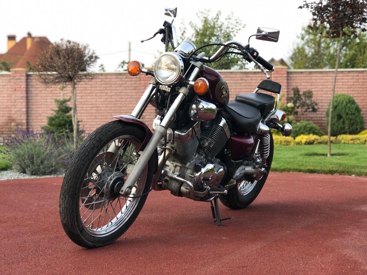 Yamaha Virago 400 (XV 400)