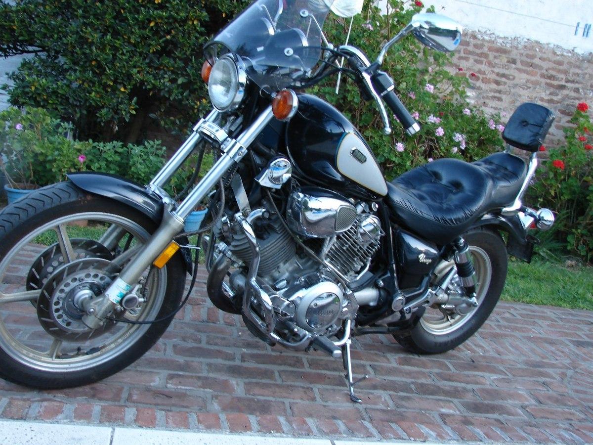 Тест-драйв мотоцикла Yamaha XV1100 Virago