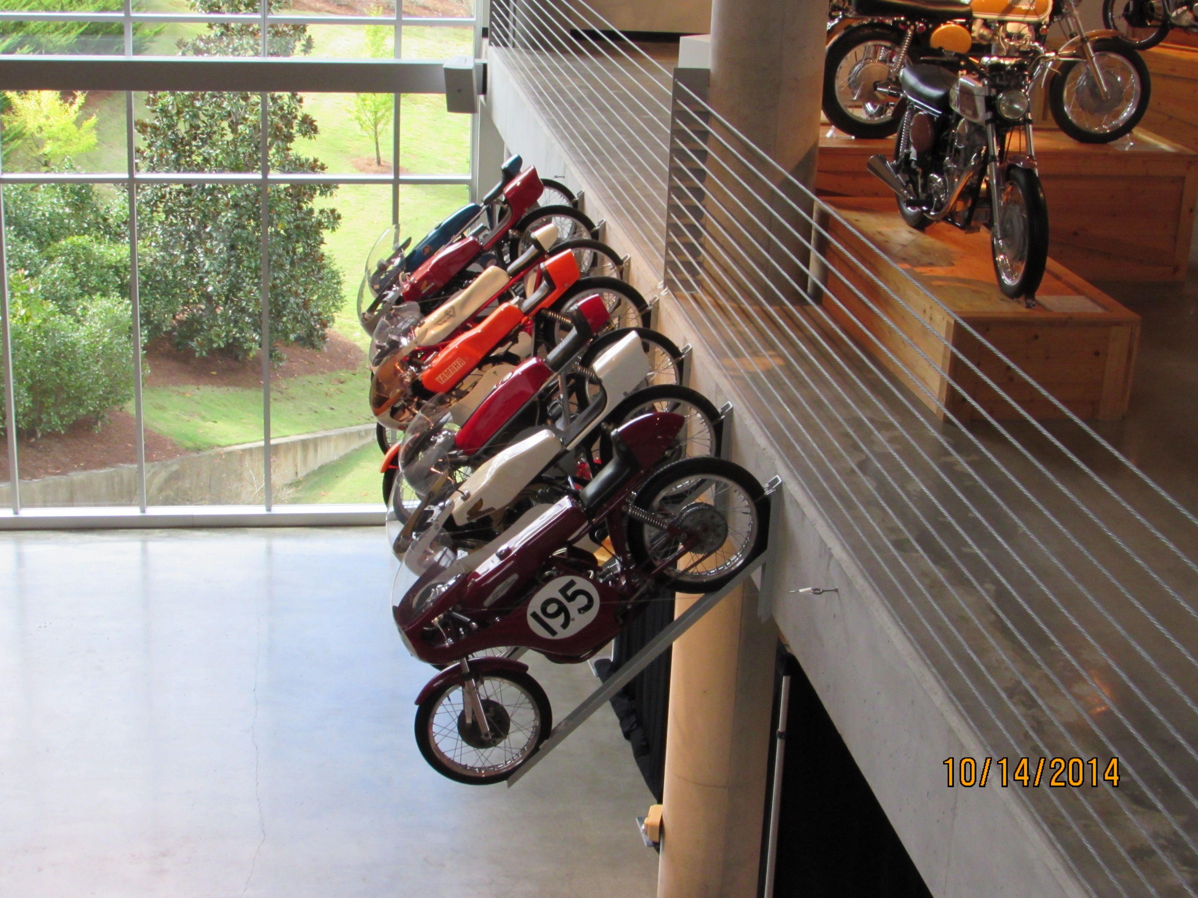 Выбираем место для хранения мотоцикла