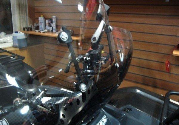 Ветровое стекло для квадроцикла