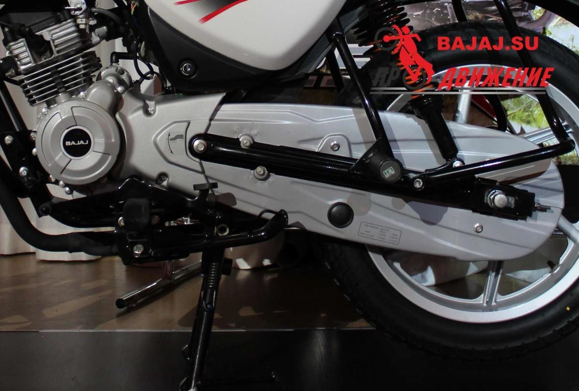 Мотоцикл Bajaj V 150: обзор
