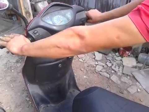 Что делать если не заводится скутер на холодную