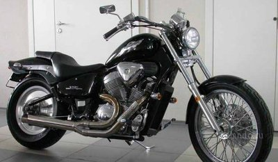 Обзор мотоцикла Honda Steed 400