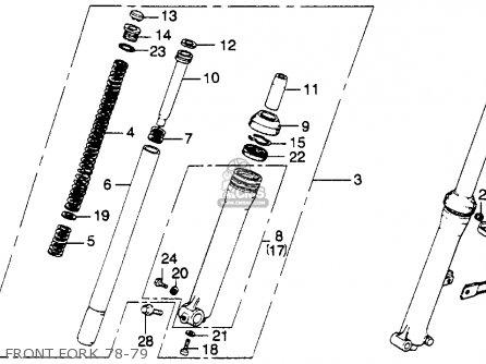 Подвеска скутера, выбор передней вилки