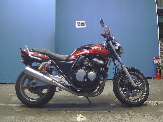 Honda CB 400 SF — Лучший для начинающих мотоциклистов