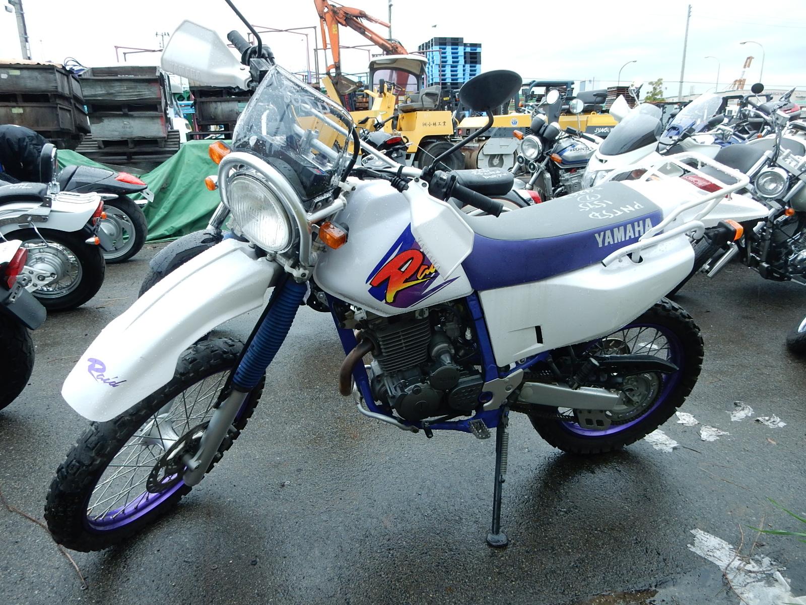 Тест-драйв мотоцикла Yamaha TT-R250 Raid