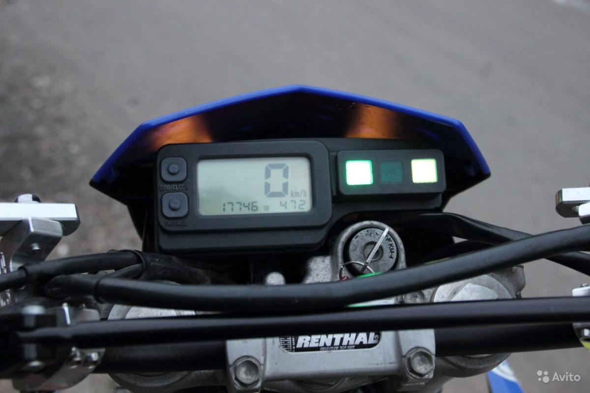 Тест-драйв мотоцикла Kawasaki KLV1000