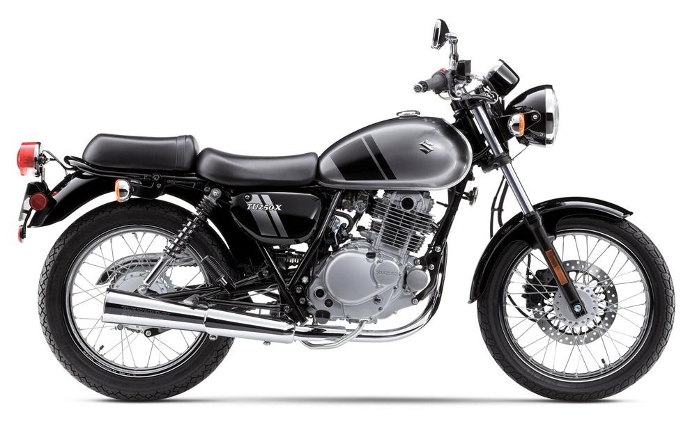 Мотоциклы Suzuki. Секреты производства вечных мотоциклов