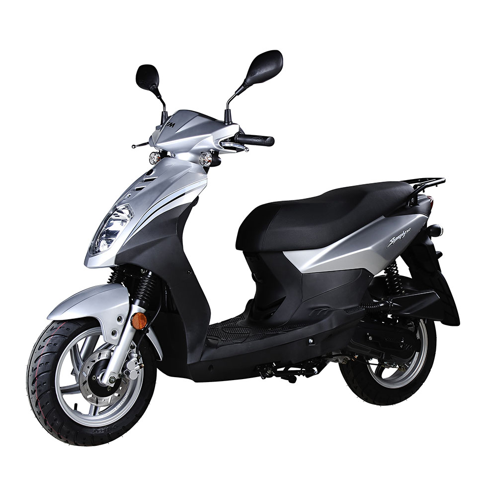 Самый надежный скутер