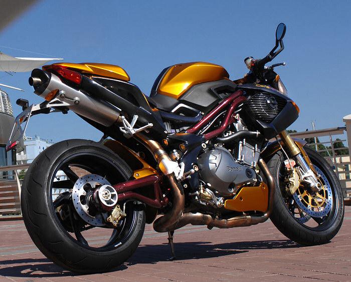 Benelli TNT1130 Cafe Racer
