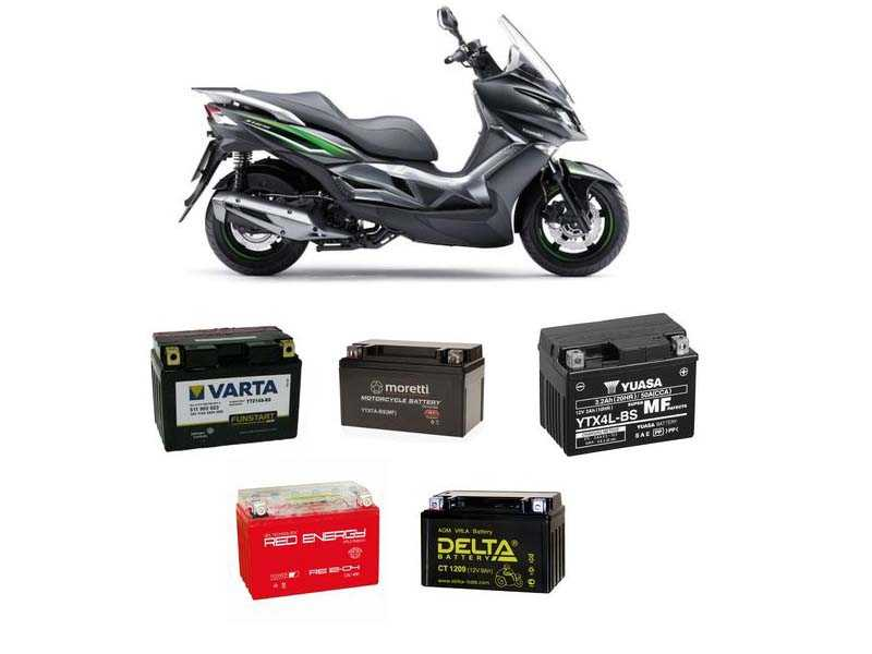 Гелевый аккумулятор на скутере — особенности, преимущества, недостатки