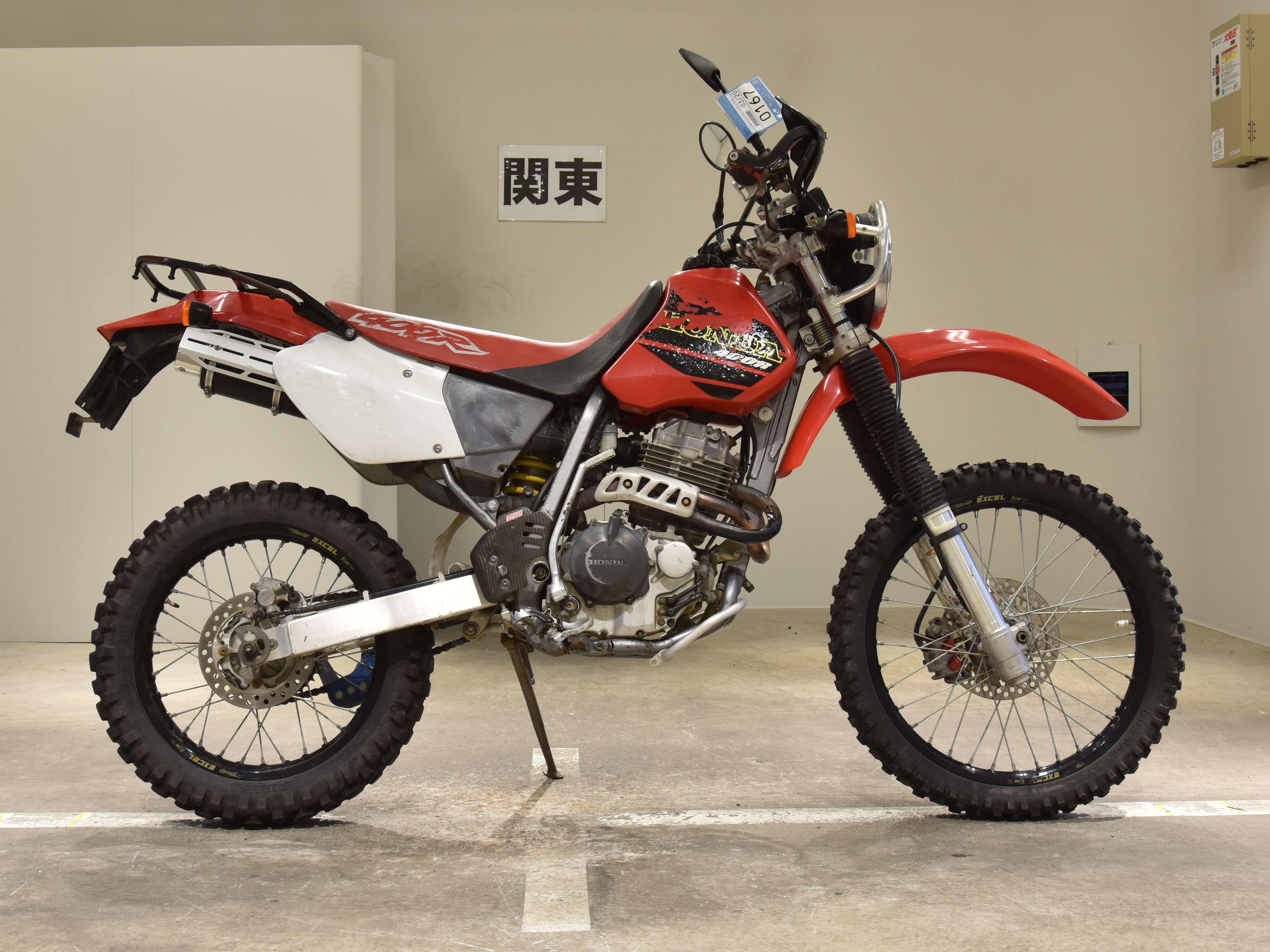 Honda XR 400 (R, Motard)