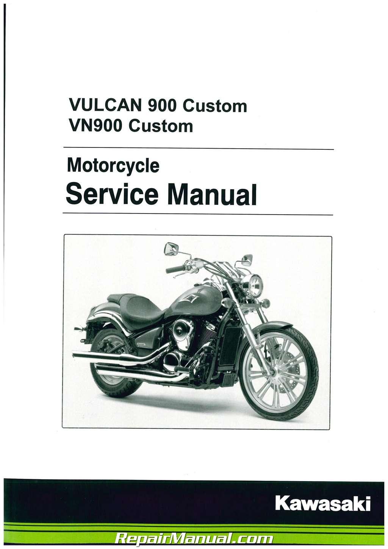 Мануалы и документация для Kawasaki VN850 Vulcan