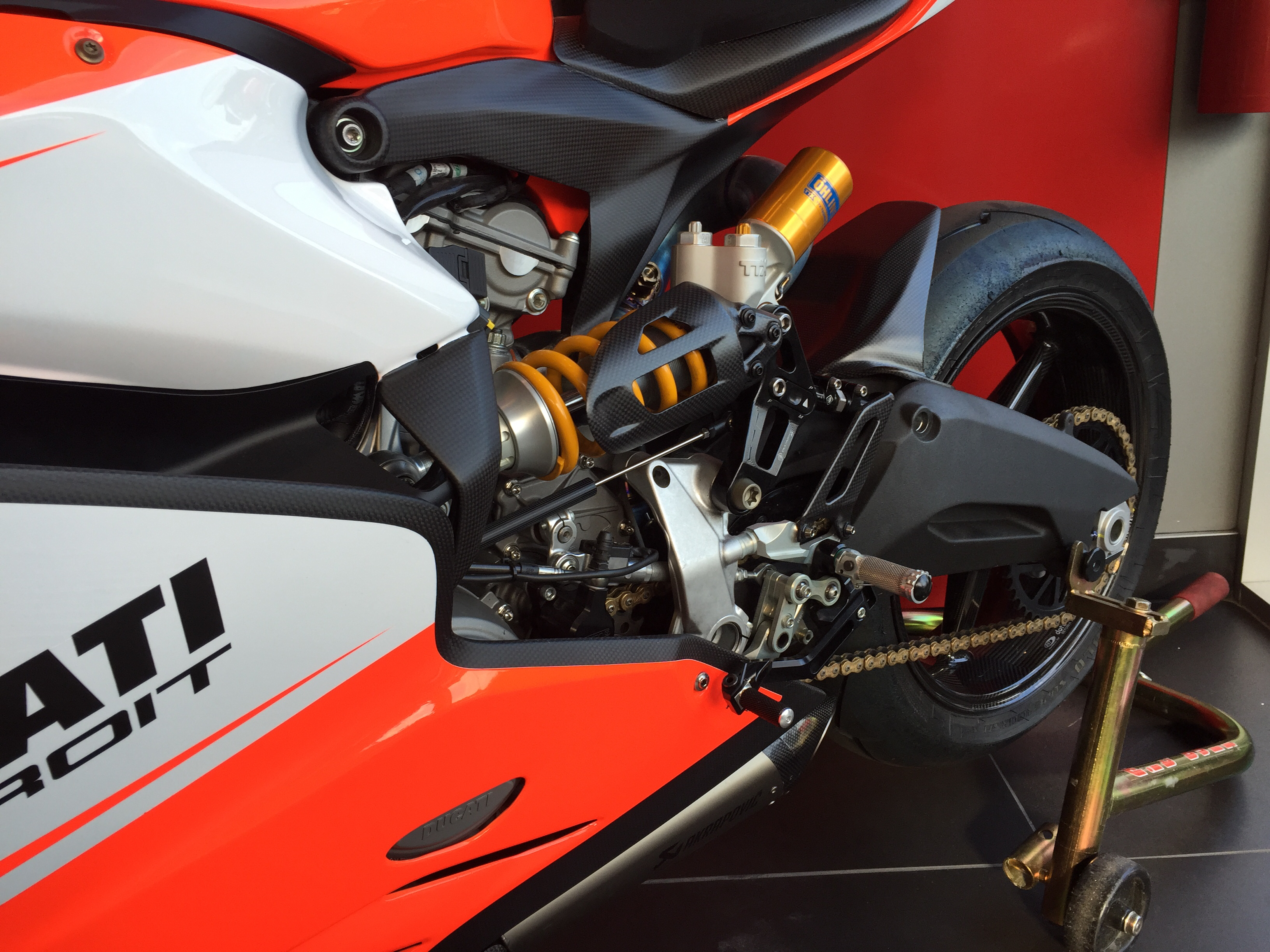 Bimota YB11 Superleggera