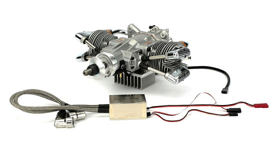 Способ увеличения мощности серийного 4-тактного двигателя