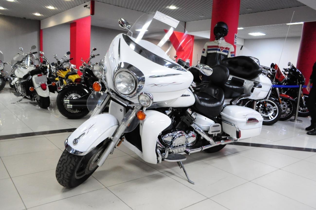 Мануалы и документация для Yamaha XVZ 1300 (Royal Star, Venture)
