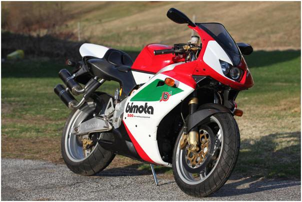 Bimota DB6C 1080 Limited Edition