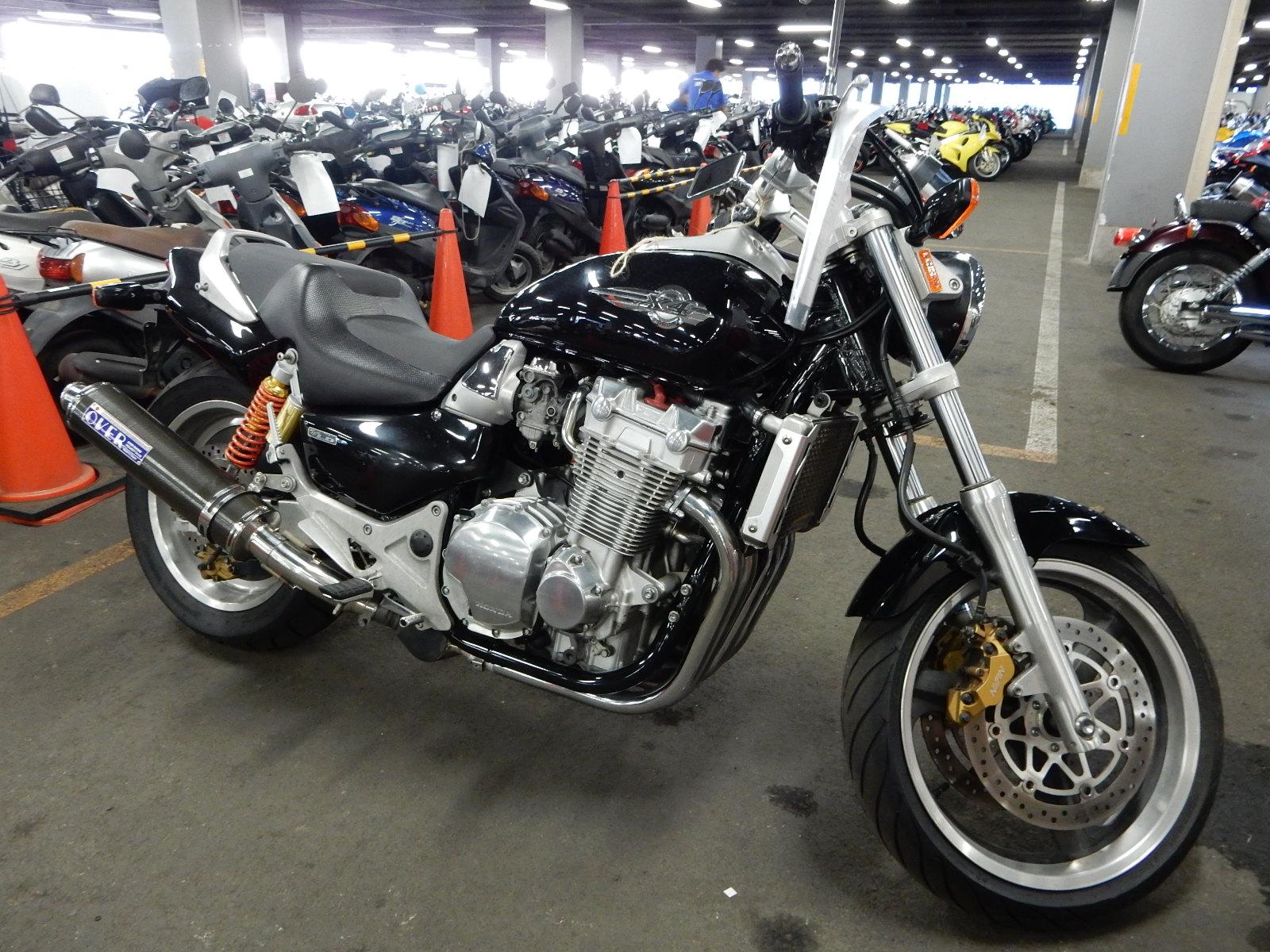 Honda X4 (X4 LD, CB1300DC)