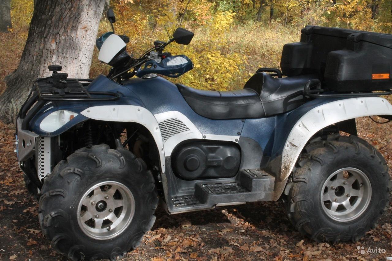 Квадроцикл Stels (Стелс) 500 GT — обзор многофункциональной модели
