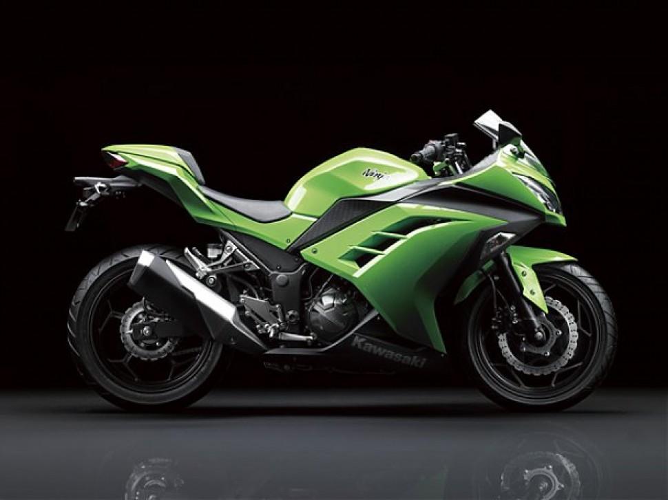 Обзор мотоцикла Kawasaki Z250