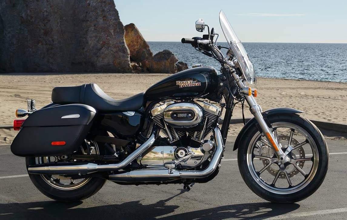 Harley-Davidson SuperLow 1200T