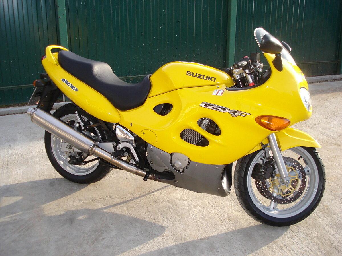 Мануалы и документация для Suzuki GSX600F Katana