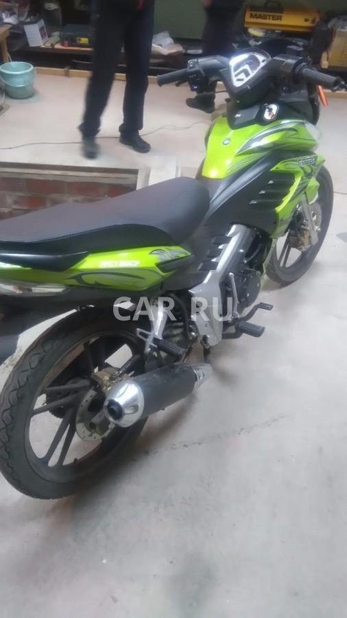 Рейсер Вайпер 130: не мотоцикл и не скутер