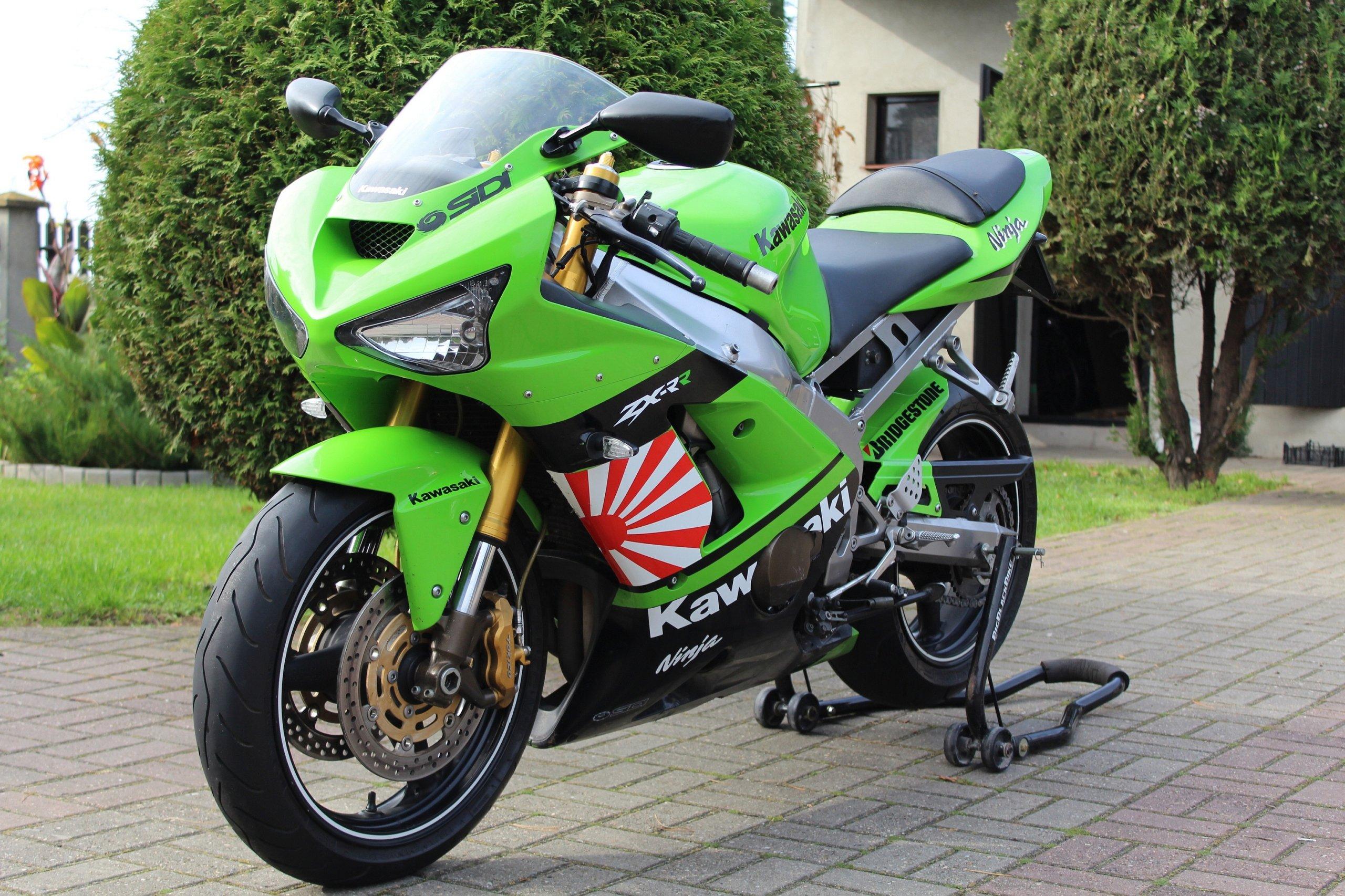 Kawasaki Ninja ZX-6R (636)