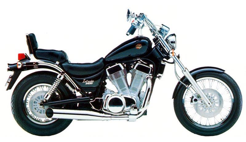 Suzuki VS 1400 Intruder